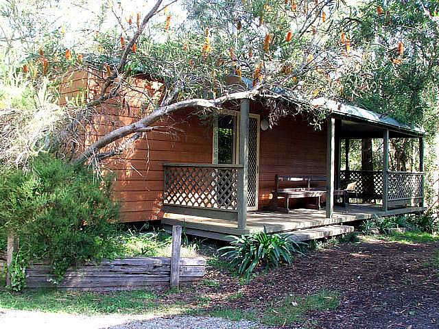 Jervis Bay Cabins  Hidden Creek Campsite - Tourism Gold Coast