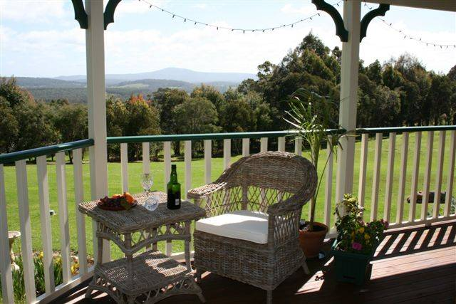 Mt Lindesay View Bed  Breakfast - Tourism Gold Coast