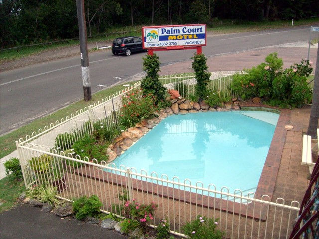 Palm Court Motel - Tourism Gold Coast