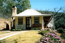 Price Morris Cottage - Tourism Gold Coast