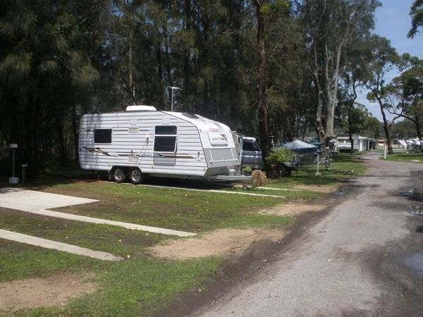 Riverside Caravan Park - Tourism Gold Coast