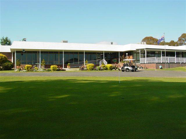 Tenterfield Golf Club and Fairways Lodge - Tourism Gold Coast