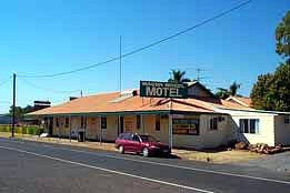 Wagon Wheel Motel - Tourism Gold Coast