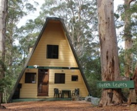Green Leaves Cabin - Tourism Gold Coast