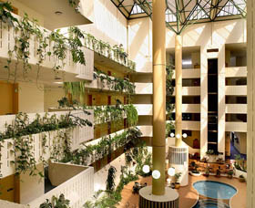 The Atrium Hotel Mandurah - Tourism Gold Coast
