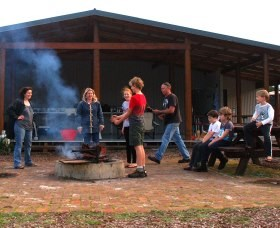 WA Wilderness Catered Camping at Yeagarup Hut - Tourism Gold Coast