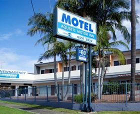 Aquatic Motel - Tourism Gold Coast
