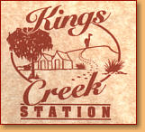 Kings Creek Station - Tourism Gold Coast