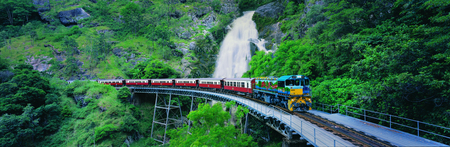 Kuranda Scenic Railway - Tourism Gold Coast