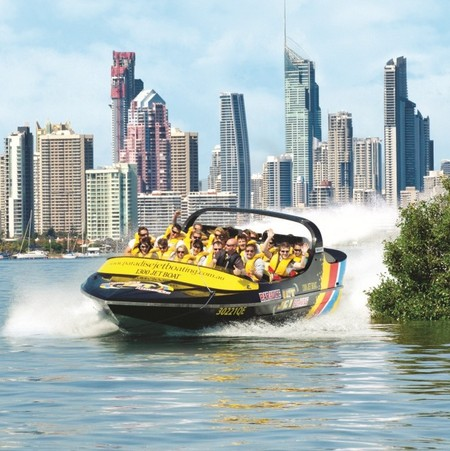 Paradise Jetboating - Tourism Gold Coast