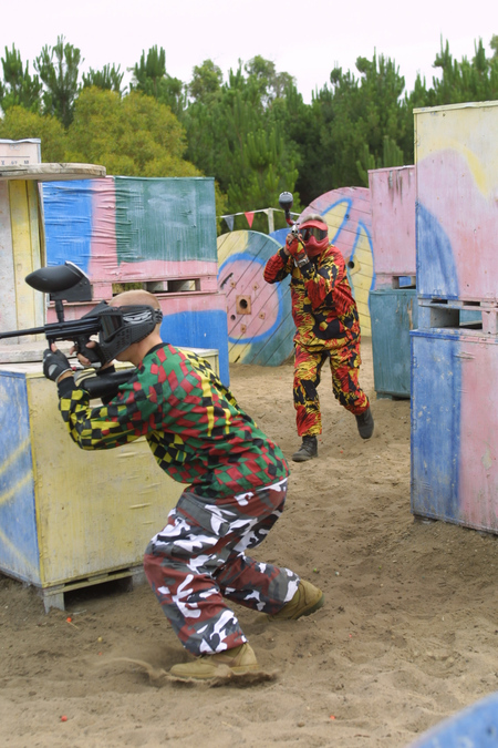 Paintball Skirmish Perth - Tourism Gold Coast