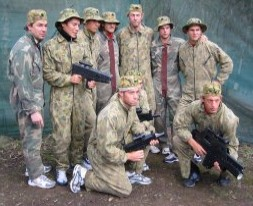 Challenge Paintball  Laser Skirmish - Tourism Gold Coast