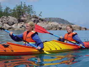 Magnetic Island Sea Kayaks - Tourism Gold Coast