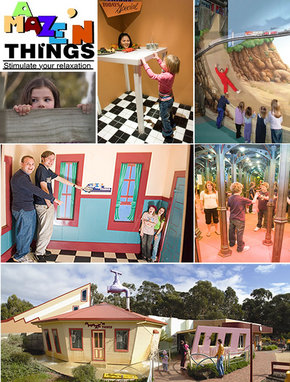 A Maze 'N Things - Tourism Gold Coast