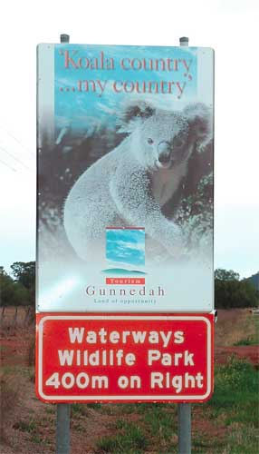 Waterways Wildlife Park - Tourism Gold Coast