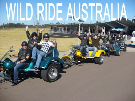 A Wild Ride - Tourism Gold Coast
