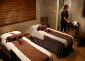 Hidden Valley Eco Spa Lodges  Day Spas - Tourism Gold Coast