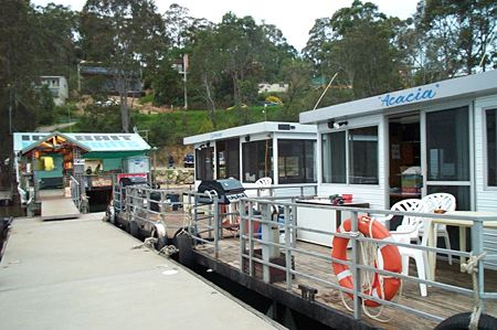 Clyde River Houseboats - Tourism Gold Coast
