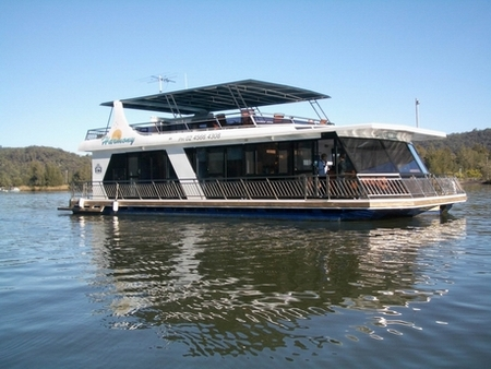 Able Hawkesbury River Houseboats - Tourism Gold Coast