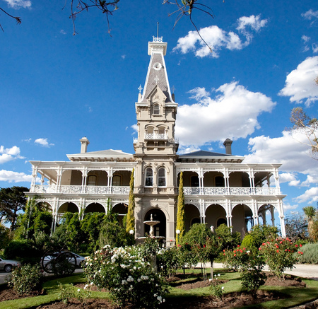 Rupertswood Mansion - Tourism Gold Coast