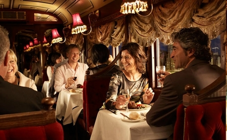 The Colonial Tramcar Restaurant - Tourism Gold Coast