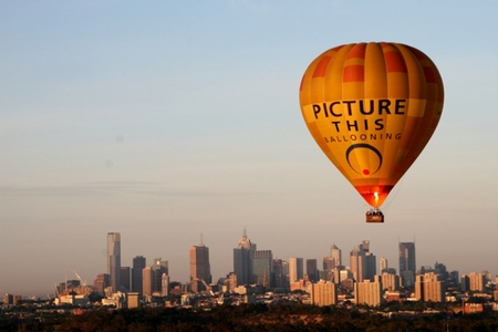 Picture This Ballooning - Tourism Gold Coast