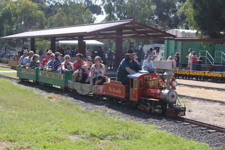Altona Miniture Railway - Tourism Gold Coast