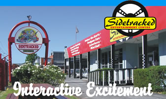 Sidetracked Entertainment Centre - Tourism Gold Coast