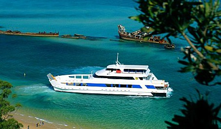 Queensland Day Tours - Tourism Gold Coast