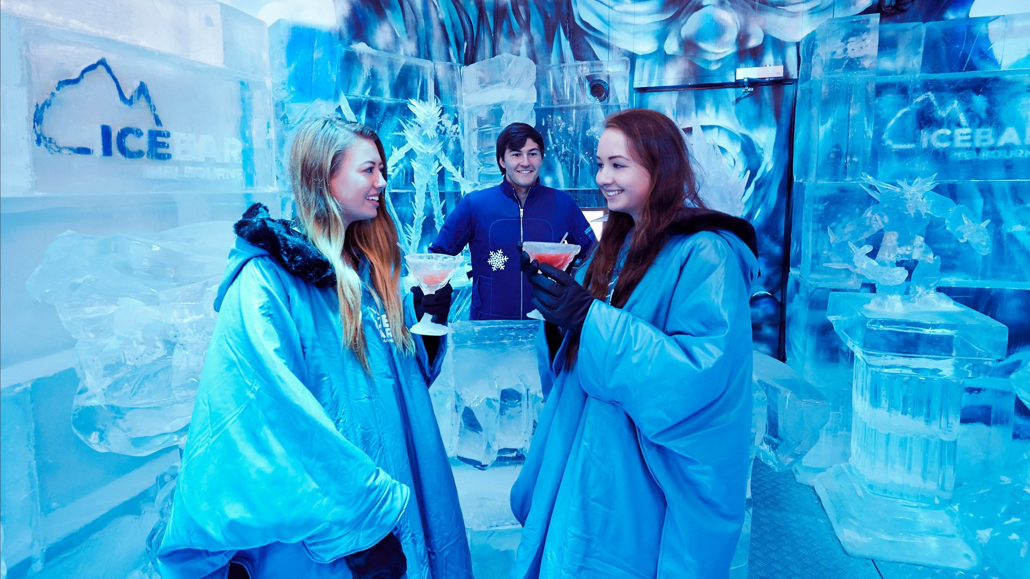 Icebar Melbourne - Tourism Gold Coast