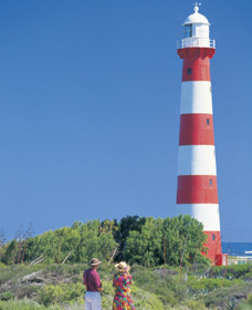 Point Moore Lighthouse - Tourism Gold Coast