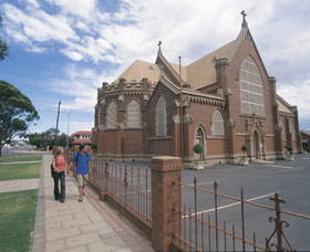 St Mary's Church - Tourism Gold Coast
