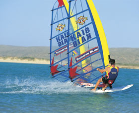 Windsurfing and Surfing - Tourism Gold Coast