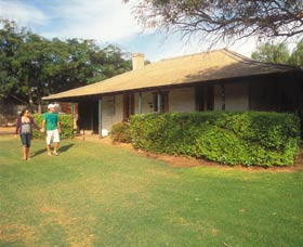 Russ Cottage - Tourism Gold Coast