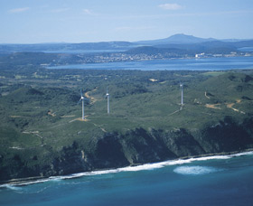 Albany Wind Farm - Tourism Gold Coast