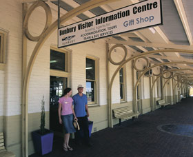 Old Railway Station Bunbury - Tourism Gold Coast