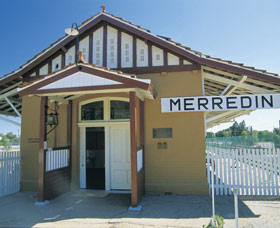 Merredin Railway Museum - Tourism Gold Coast
