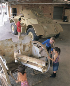 Goldfields War Museum - Tourism Gold Coast
