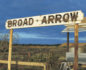 Broad Arrow - Tourism Gold Coast