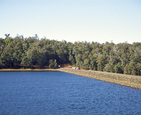 Waroona Dam - Tourism Gold Coast