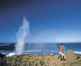 The Blowholes Carnarvon - Tourism Gold Coast