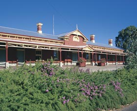 Old Railway Station Museum - Tourism Gold Coast