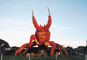 The Big Lobster - Tourism Gold Coast