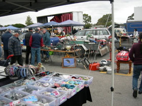 Gepps Cross Treasure Market - Tourism Gold Coast