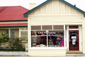 Old Maypole Collectables  Antiques - Tourism Gold Coast