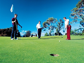 Llanherne Golf Club - Tourism Gold Coast