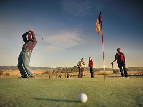 Ratho Farm  Golf - Tourism Gold Coast