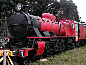 Don River Railway - Tourism Gold Coast
