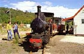Wee Georgie Wood Steam Railway - Tourism Gold Coast