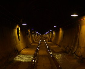 WWII Oil Storage Tunnels - Tourism Gold Coast